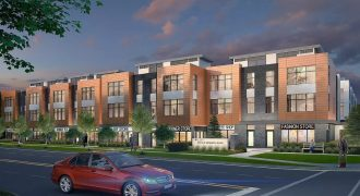 ONE PLACE GARDENS – CONTEMPORARY URBAN TOWNHOMES | MARKHAM